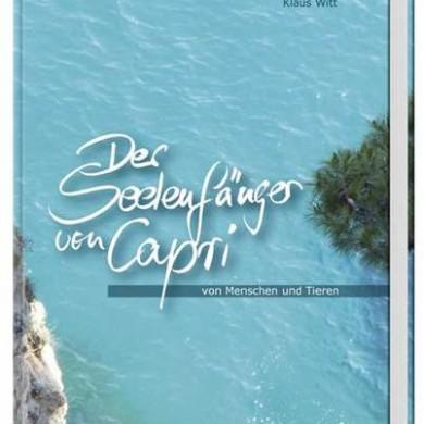 Buch Seelenfänger Capri