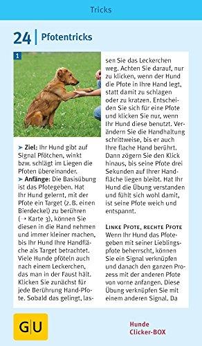 Hunde-Clicker-Box: Plus Clicker für sofortigen Spielspaß (GU Tier-Box) - 6