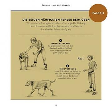 So einfach geht Hundeerziehung: Von der Bestseller-Autorin – Auf einen Blick: Illustrationen zeigen Schritt für Schritt, was wirklich wichtig ist (GU Tier Spezial) - 16