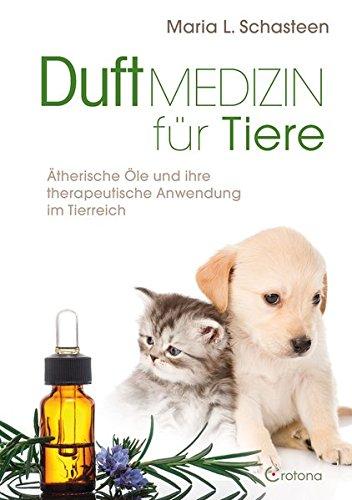 Duftmedizin für Tiere: Ätherische Öle und ihre therapeutische Anwendung im Tierreich - 1